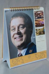 Календарь-портрет